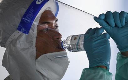 Patogen w wodociągach we Francji