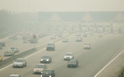 Smog zabija miliony