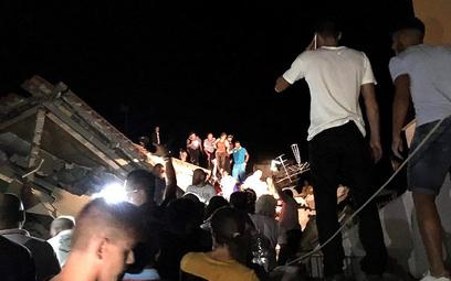 Trzęsienie ziemi na Ischii – są ofiary