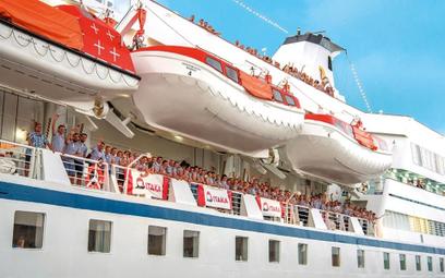 Ocean Majesty płynie w pierwszym rejsie pod banderą Itaki