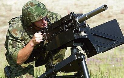 Dezamet ładuje granatniki