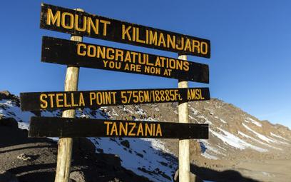 Zdobyła Kilimandżaro. Nie mając rąk i nóg