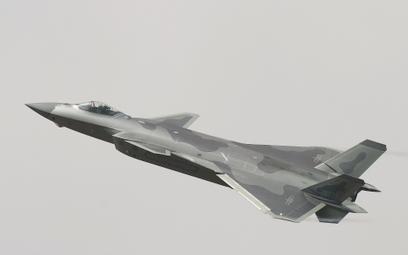 Chiny pokazały swój najbardziej zaawansowany myśliwiec