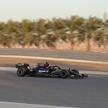 Za kierownicą Lewis Hamilton