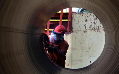 Gazprom omija Ukrainę z pomocą europejskich firm