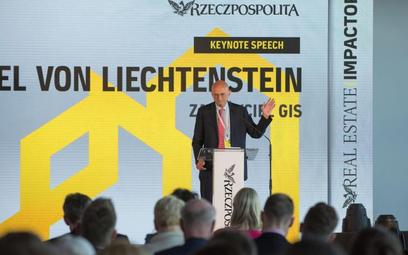 W kongresie uczestniczy m.in. książę Michael von Liechtenstein, założyciel i szef Geopolitical Intel