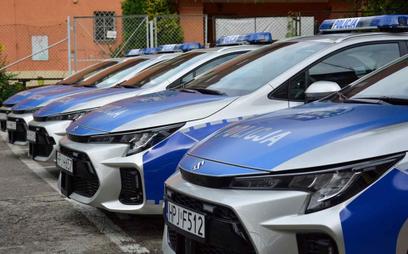 Policja po raz pierwszy wybrała Suzuki