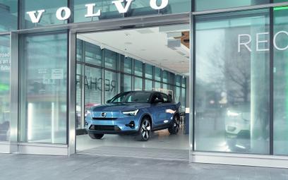 Volvo C40 – elektryczna rewolucja w szwedzkim stylu