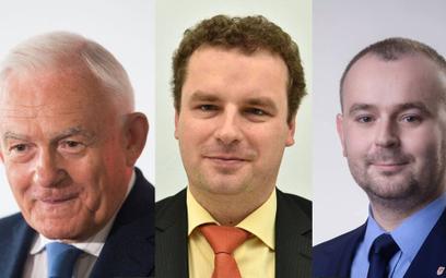 #RZECZoPOLITYCE: Mucha, Miller, Wilk