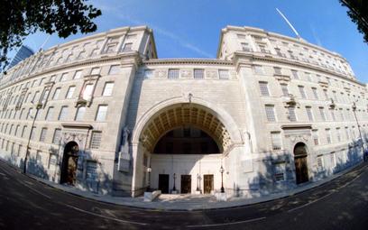 Siedziba MI5 w Londynie