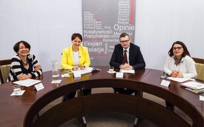 """O odpowiedzialnym biznesie dyskutowali goście kolejnego odcinka programu Marcina Piaseckiego """"Na cel"""