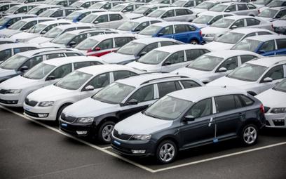 Skoda, Ford, Opel w czołówce leasingowanych aut