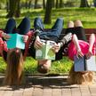 53 proc. pytanych uczniów uważa, że obecne miejsce zamieszkania jest dla nich dobre do życia i rozwo