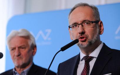 Koronawirus w Polsce. Minister zdrowia przedstawia obostrzenia na okres po świętach