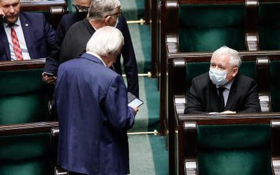 Łukasz Warzecha: Jarosław Kaczyński jest tylko człowiekiem, w dodatku coraz starszym, i nie ma nadlu