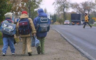 Samodzielnym uczestnikiem ruchu drogowego może być dziecko, które ukończyło 7 lat
