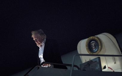 Donald Trump o dymisji szefa FBI Jamesa Comey'a: Podziękują mi