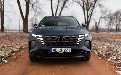 Hyundai Tuscon: Lepiej być nie może