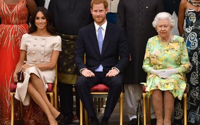 Wywiad Harry'ego i Meghan. Królowa Elżbieta wydała oświadczenie