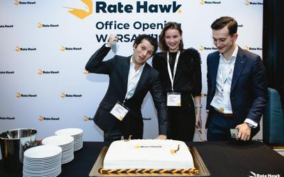 RateHawk: Mamy nowe biuro i konto w złotówkach