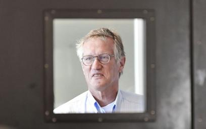 Autorem szwedzkiej strategii walki z pandemią jest Anders Tegnell, główny epidemiolog kraju. To pod