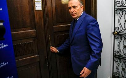 Schetyna: Trzaskowskiemu nie marzy się PE