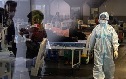 WHO uznaje indyjski wariant koronawirusa za wariant alarmowy