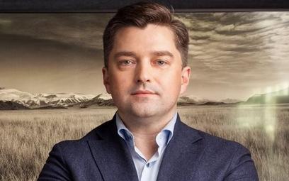 Grzegorz Stanisz, szef działu RTV w Samsung Electronics Polska.