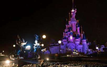 Disney zamyka parki rozrywki w USA i Europie