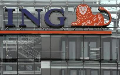 Wartośc ING Banku Śląskiego rosnie mimo bessy