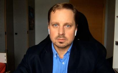 Marcin Duma, szef IBRIS-u