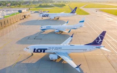 Czartery odbudowują ruch na katowickim lotnisku