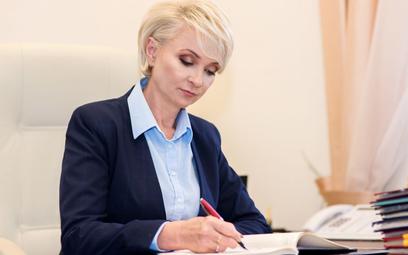 Prezydent Kołobrzegu Anna Mieczkowska.