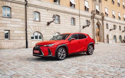 Lexus UX: Na podbój serc