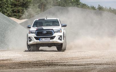 Toyota Hilux Dakar 2019: Kochaj to, czego (zwykle) nienawidzisz