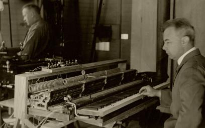 Pianista, który wymyślił pneumatyczne amortyzatory i składane łyżwy