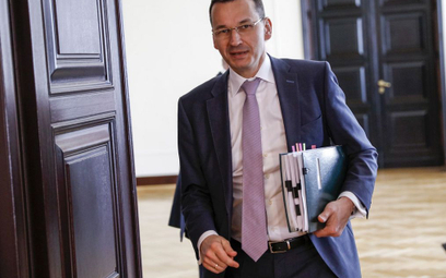 Zuzanna Dąbrowska: Premier woli trąbę