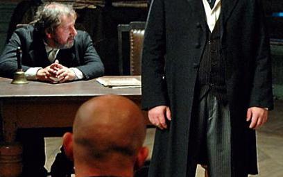 Roman Gancarczyk jako doktor Stockmann