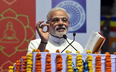 Narendra Modi, premier Indii