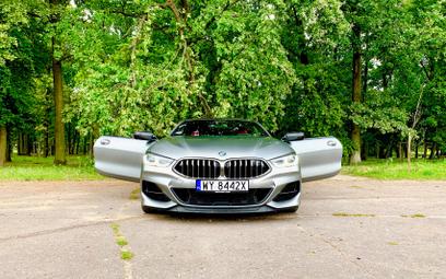 BMW M850i: Wszyscy będą się oglądać