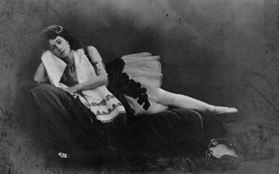 Petersburska tancerka Matilda Krzesińska miała romans z ostatnim carem Rosji /