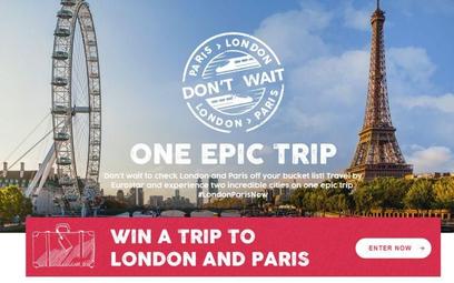 Paryż i Londyn – dwa miasta, jedna podróż