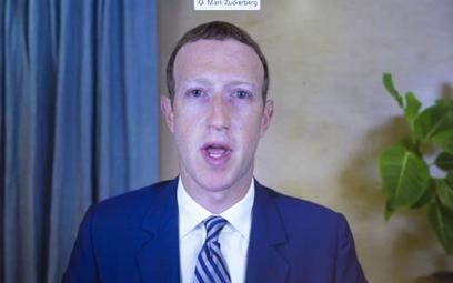 Mark Zuckerberg, prezes Facebooka