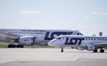 Linie lotnicze: Air China chce kupić udziały w PLL LOT