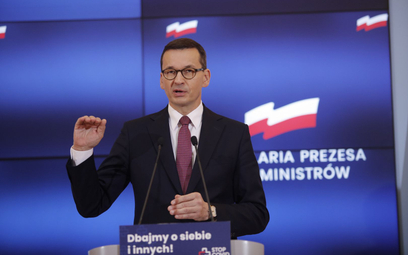 Koronawirus w Polsce: Łagodzenie obostrzeń? W sobotę konferencja Morawieckiego