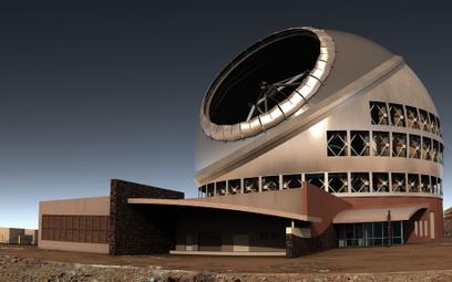 Hawaje: Sąd zgodził się na budowę gigantycznego teleskopu na świętej górze