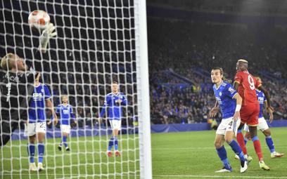 Leicester traci gola w meczu z Napoli