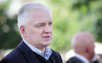 """Jarosław Gowin tłumaczy, że nie został szefem MON, bo """"wynik PiS był za dobry"""""""