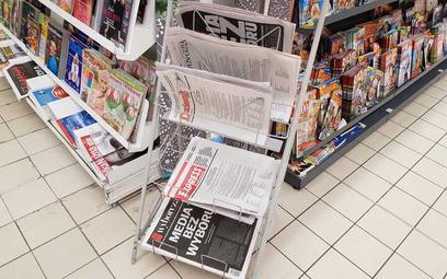 Amerykańska agencja prasowa: Protest niezależnych mediów w Polsce
