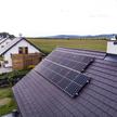 Panele słoneczne wytwarzają energię nie tylko w słoneczne dni.